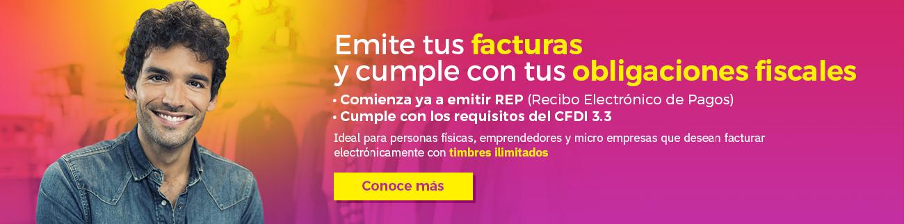 CONTPAQi Facturación Electrónica 2018