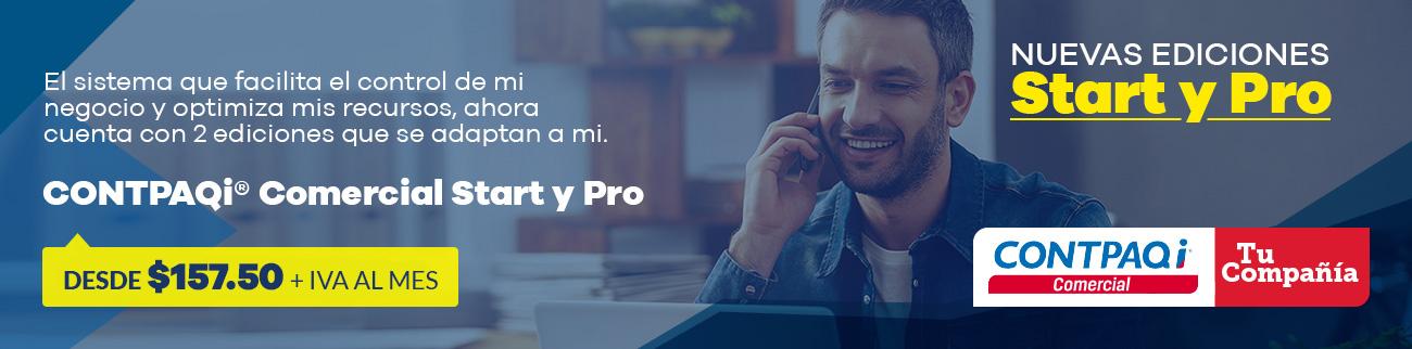 CONTPAQi Comercial 2014, el programa para la administración del proceso comercial de todo perfil de empresas que controlen clientes, proveedores, costos e inventarios