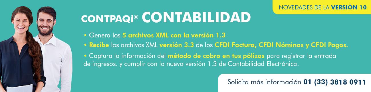 CONTPAQi Contabilidad 2014, el programa favorito de los contadores, fiscalistas, auditores, administradores y directores de todo perfil de empresas.
